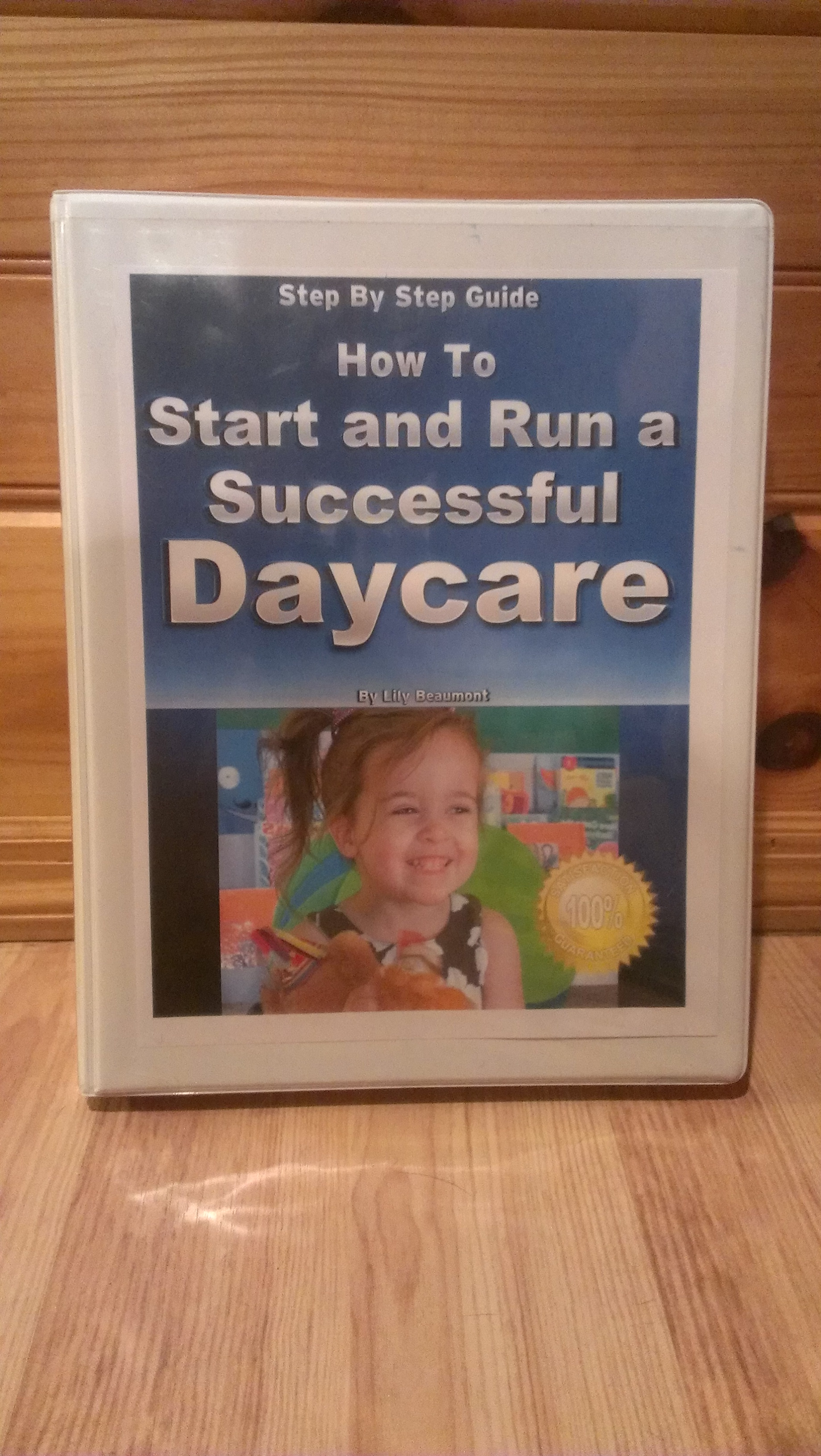 how to start a successful daycare training course